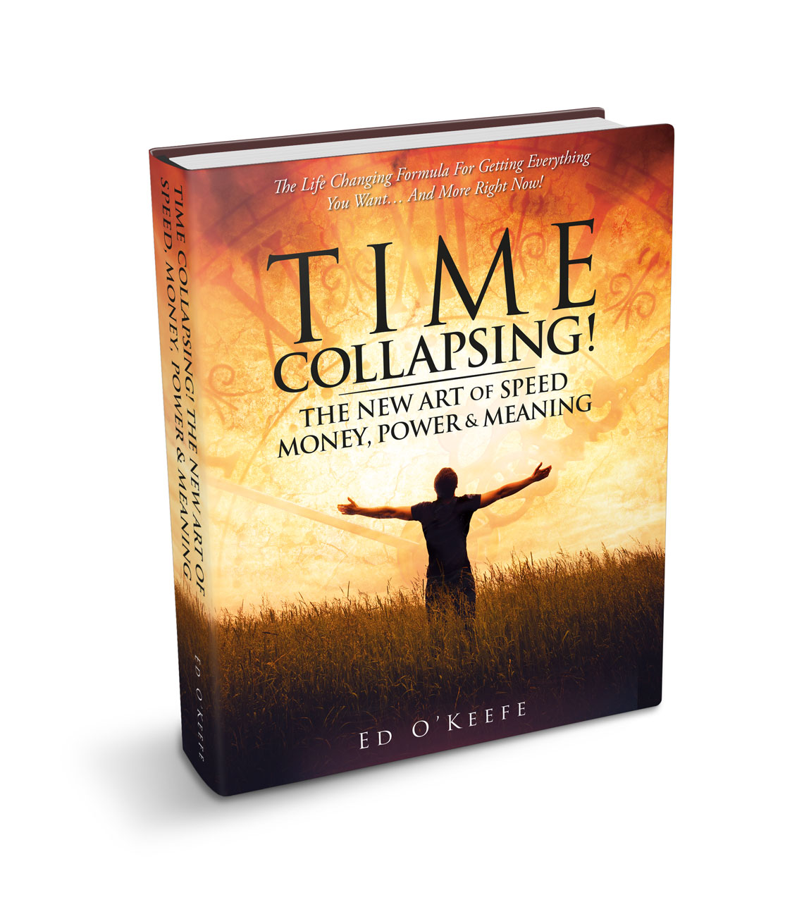 I Want My FREE Copy Of Time Collapsing Book